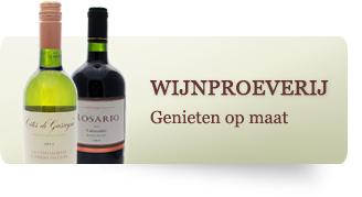 Wijnproeverij op maat in Twente